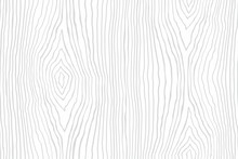 Seamless Pattern Of White Wood...