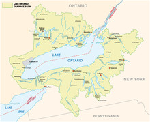 Lake Ontario Drainage Basin Ve...