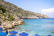 Anthony Quinn Bay, Rhodes, Greece