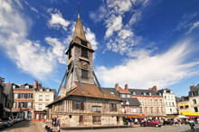 Bell Tower Of The Sainte Cathe...