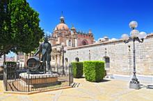 Statue Of Maria Gonzalez Angel...