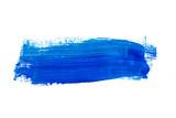 blau wasserfarben muster Pinselstrich