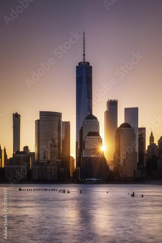 Sun star en Nueva York