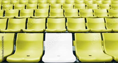 Canvastavla 座席