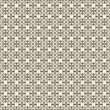 Design for printing on fabric, textile, paper, wrapper, scrapbooking. Authentic geometric background in repeat.