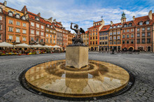 Warsaw, Poland (Capital City)