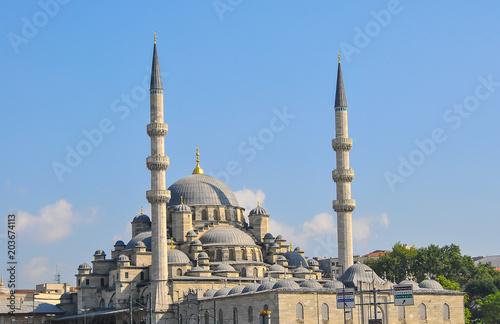 Staande foto Artistiek mon. Monumento histórico na Turquia