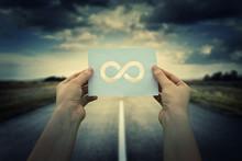 Holding Infinite Sign