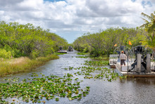 Airboats Tours In Everglades N...