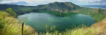 Panorama View - Taal Volcano L...