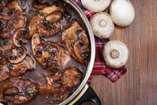 Delicious Chicken Marsala On F...