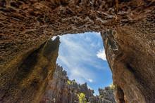 Stone Castle, Khao Yai Island( Phra Sart Hin Pun Yod) La-ngu,satun Thailand