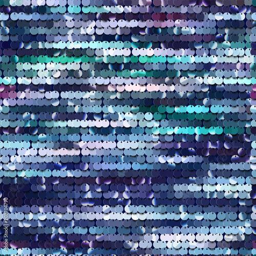 Tapety na ścianę bezszwowa-syrenka-cekinowa-tekstura-wektor
