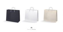 Paper Bags, Set, Mocap. Shoppi...