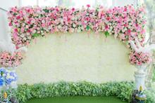Flower Background, Backdrop We...