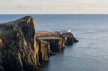 Neist Point Lighthouse Near Gl...