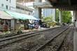 タイ バンコク 国鉄 線路