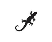 Lizard Logos Template Symbols