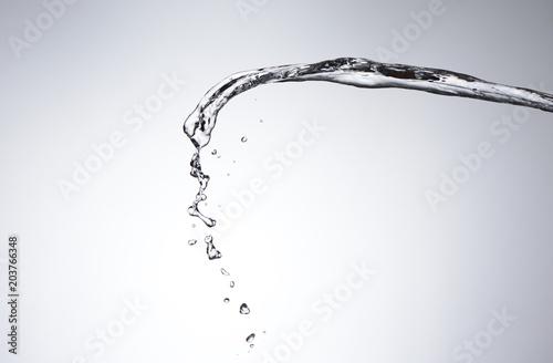 Agua en movimiento Wallpaper Mural