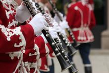 National Guards Men Brass Band...