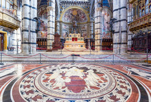The Architectures And The Art Of Siena