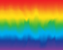 Rainbow Multi Colors Bright Abstract Background