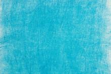 Art Blue Pastel Crayon Background Texture