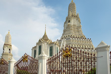 Wat Phra Kaew (Keo), Temple Of The Emerald Buddha, Bangkok, Thailand