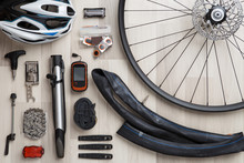Picture Of Bicycle Objects On ...