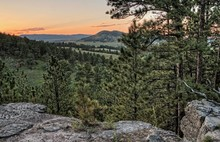 The Petrified Forest Of The Black Hills In Western South Dakota Is A Family Friendly Attraction