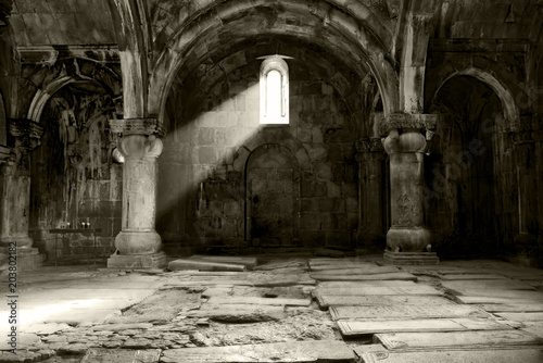 Valokuvatapetti Sanahin monastery
