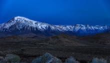 Dusk In The Eastern Sierras