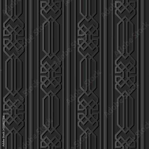 3d-dark-paper-art-wielokat-sprawdz-geometrie-krzyzowa-linie-ramy
