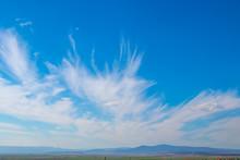 Cloud Types - Cirrus Uncinus