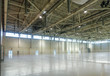 Large empty space in hangar
