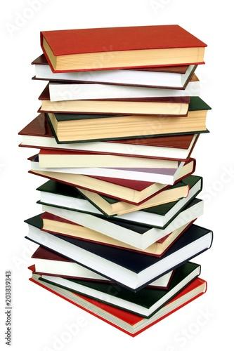 Fotomural Pile of Books