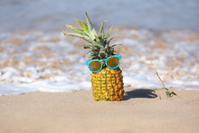 Hilarious Pineapple With Perso...