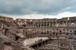 El Coliseo, Amphitheatrum Flavium Romae, anfiteatro época del Imperio romano, siglo I d. C,centro de la ciudad de Roma. denominado Anfiteatro Flavio o Colosseum
