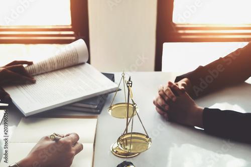 Carta da parati lawsuit and justice concept