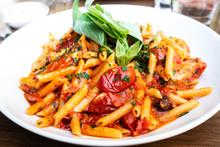 Tasty Pasta Italian Tomato Sau...