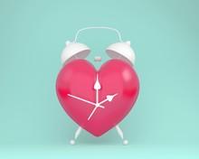 Creative Idea Layout Red Heart...