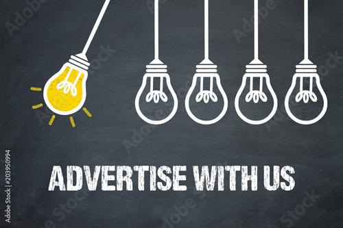 Pinturas sobre lienzo  Advertise with us / Lampen / Konzept