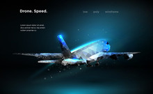 Airliner Aircraft Speed A Flyi...
