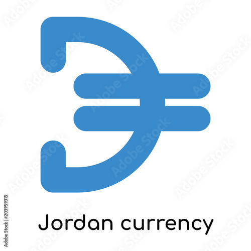 Jordanian Dinar Currency Symbol Photo Page Everystockphoto