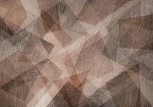 Black And Brown Abstract Backg...