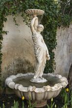 Garden Statue Fountain