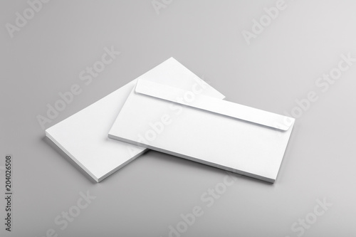 Fototapeta Envelopes mock up obraz