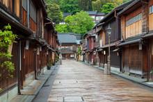 金沢の茶屋街