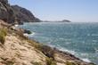 Mediterranean cliffs in Spain