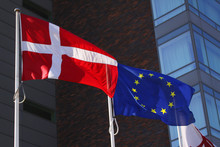 European Union EU And Danish F...